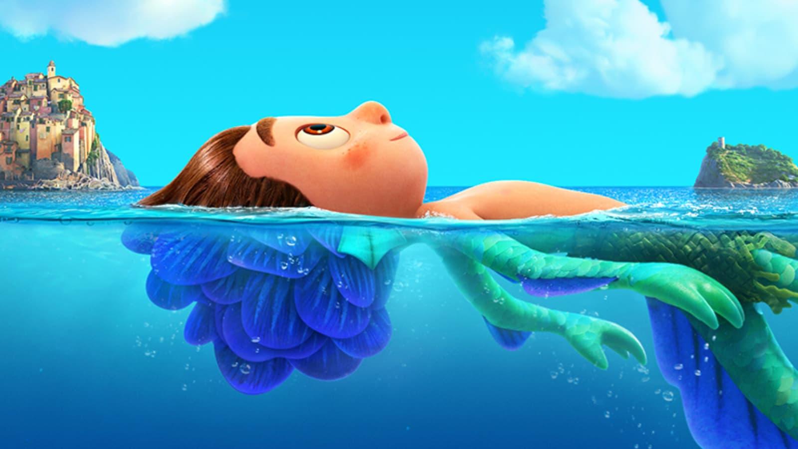 Plongez dans le merveilleux monde de Luca sur Disney+