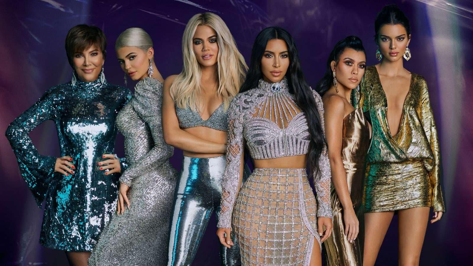 Tous les épisodes des Kardashian sont à découvrir en Replay sur E!