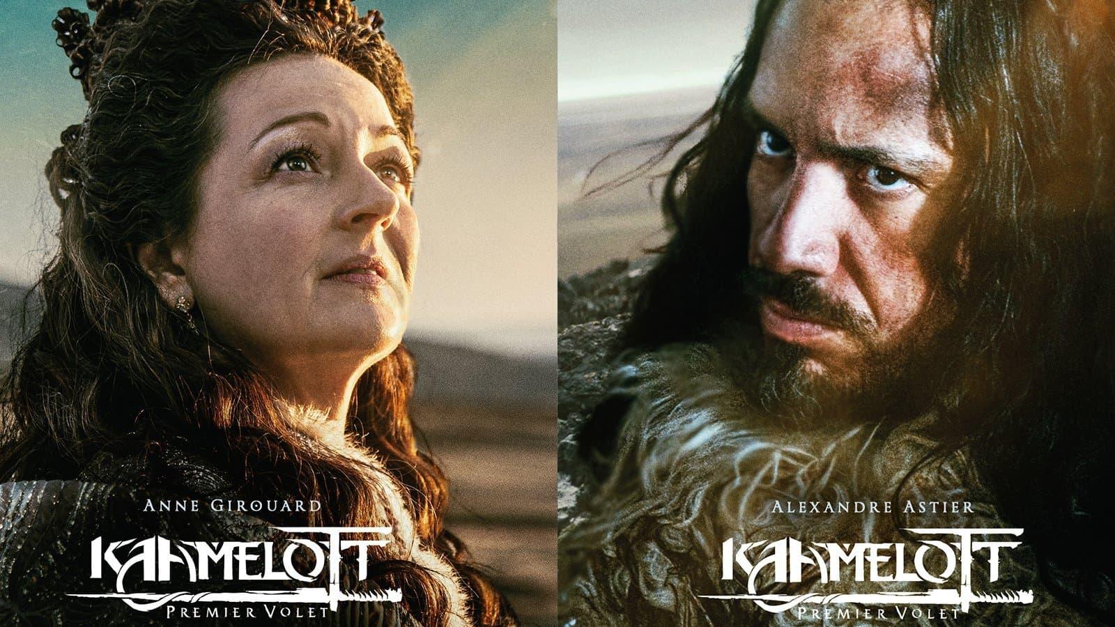 En attendant le film, retrouvez l'intégrale de Kaamelott en VOD chez SFR
