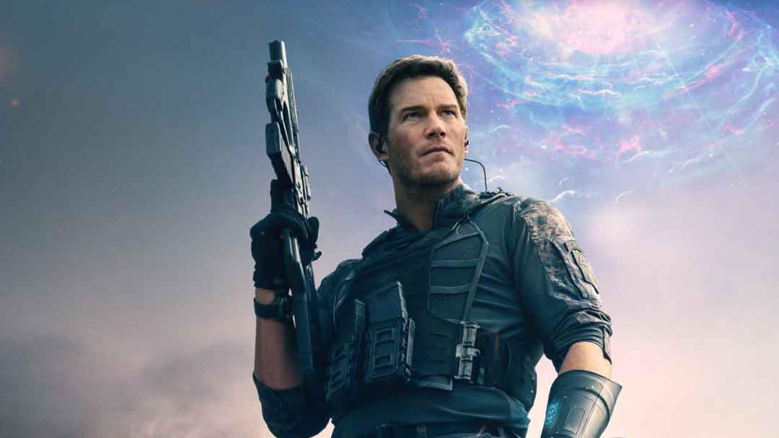 Rejoignez Chris Pratt dans la Guerre du futur