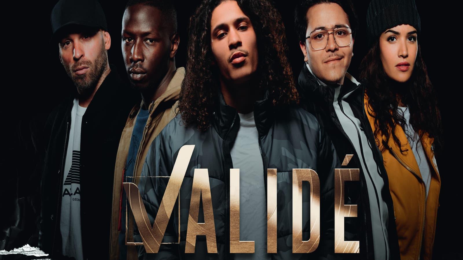 Validé, la série événement sur le rap est sur Canal+