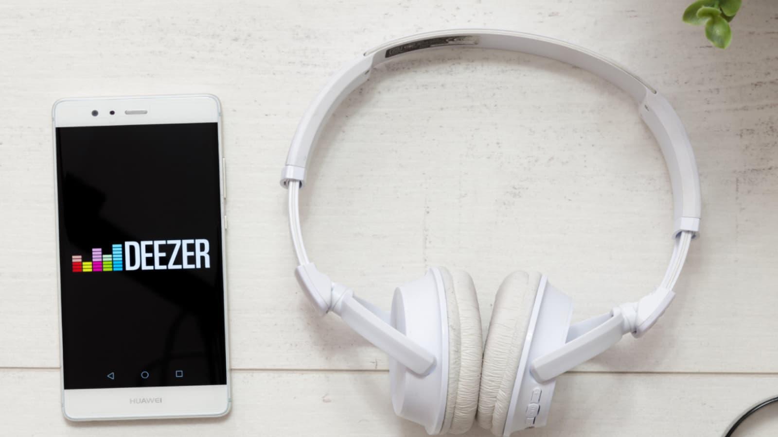 Deezer Premium : offre exceptionnelle chez SFR