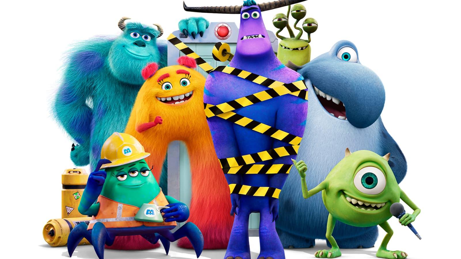 La fine équipe de Monstropolis vous attend sur Disney+