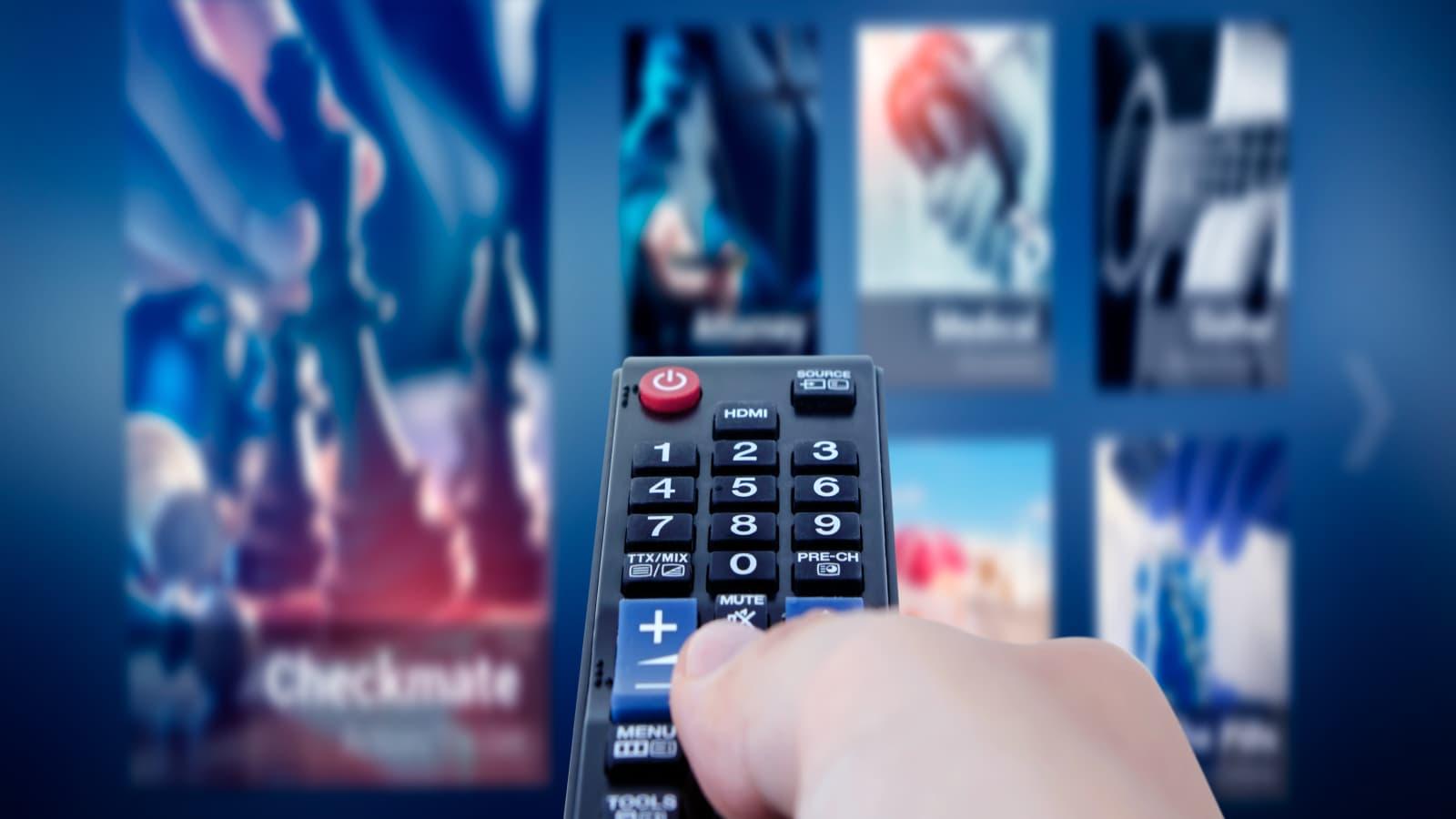 Le cinéma chez vous, avec une large sélection VOD sur la box SFR