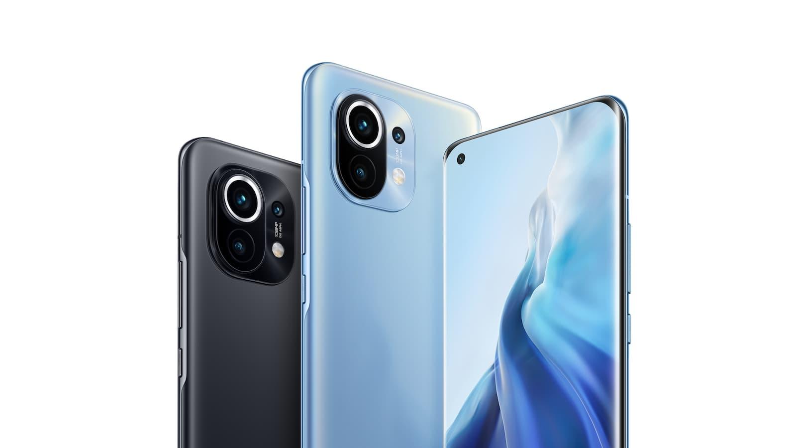 Les plus beaux smartphones Xiaomi sont chez SFR