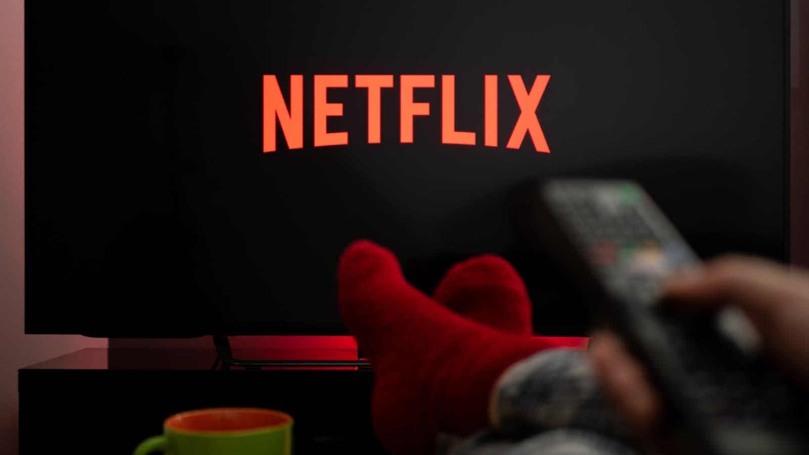 Rien de tel que de chiller devant Netflix