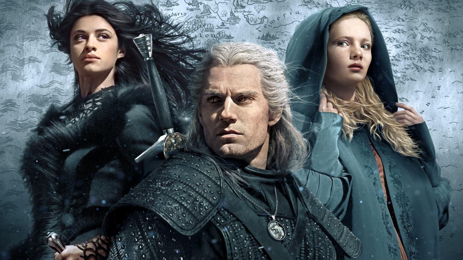 Laissez-vous ensorceler par The Witcher sur Netflix