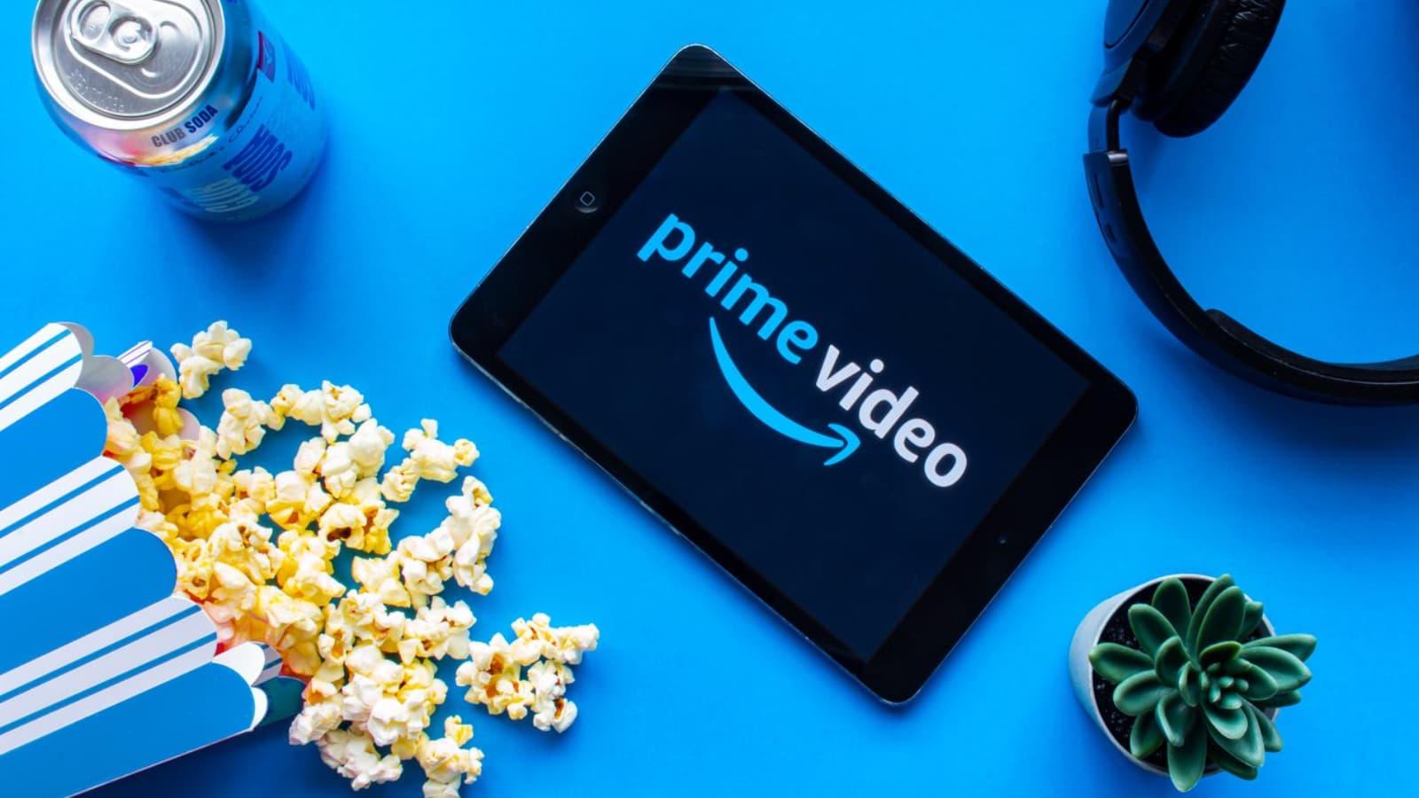 Cinéma, séries, foot... Vivez toutes vos passions sur Amazon Prime Video !