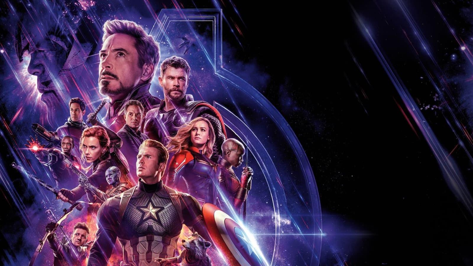 Les Avengers sont tous sur Disney+