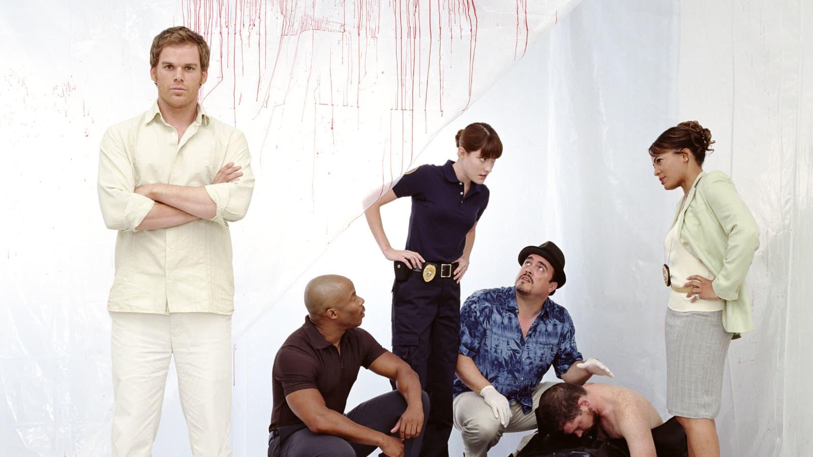 Les 8 saisons de Dexter sont sur Canal+