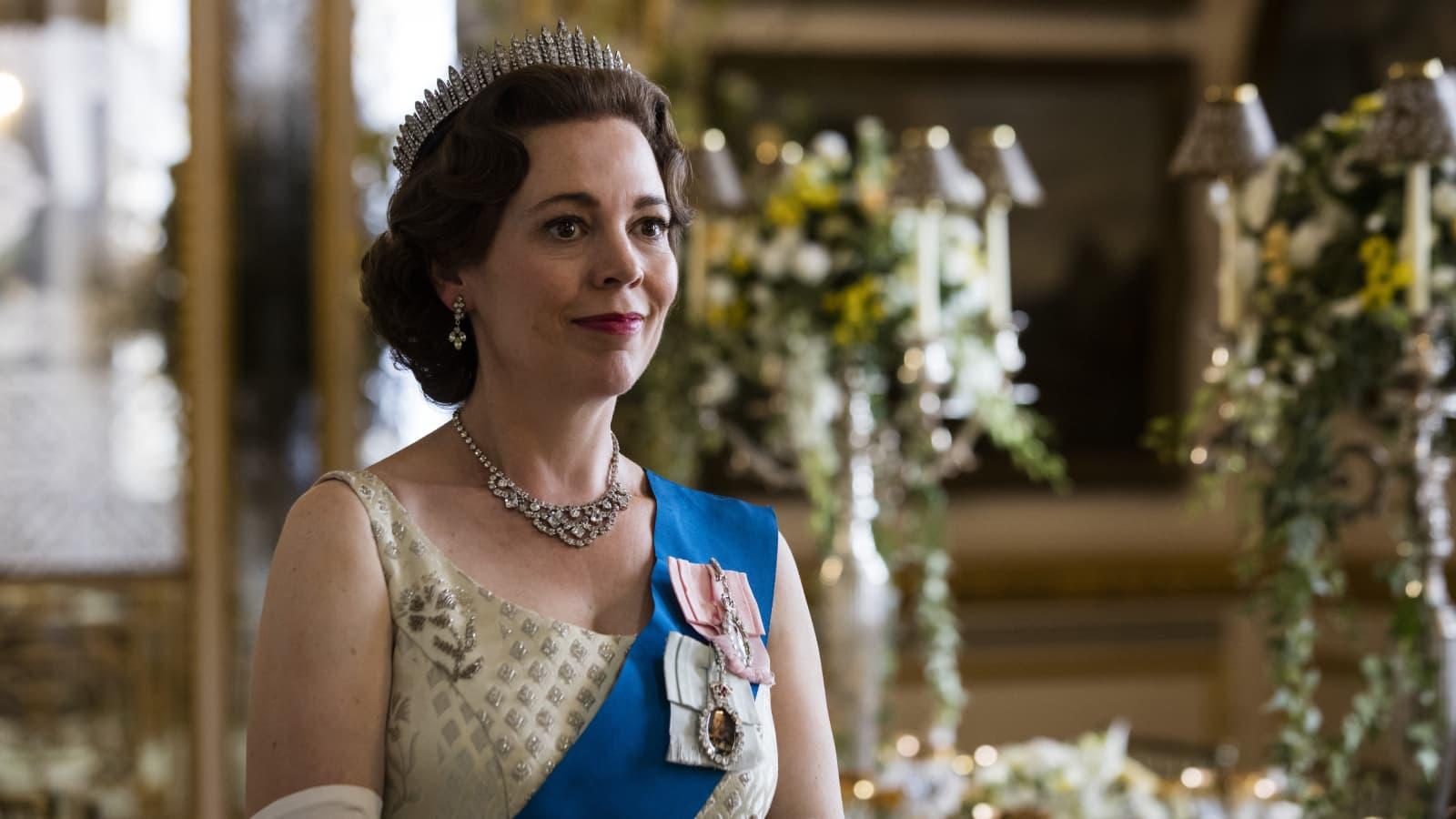 Saut dans le temps pour Sa Majesté sur Netflix
