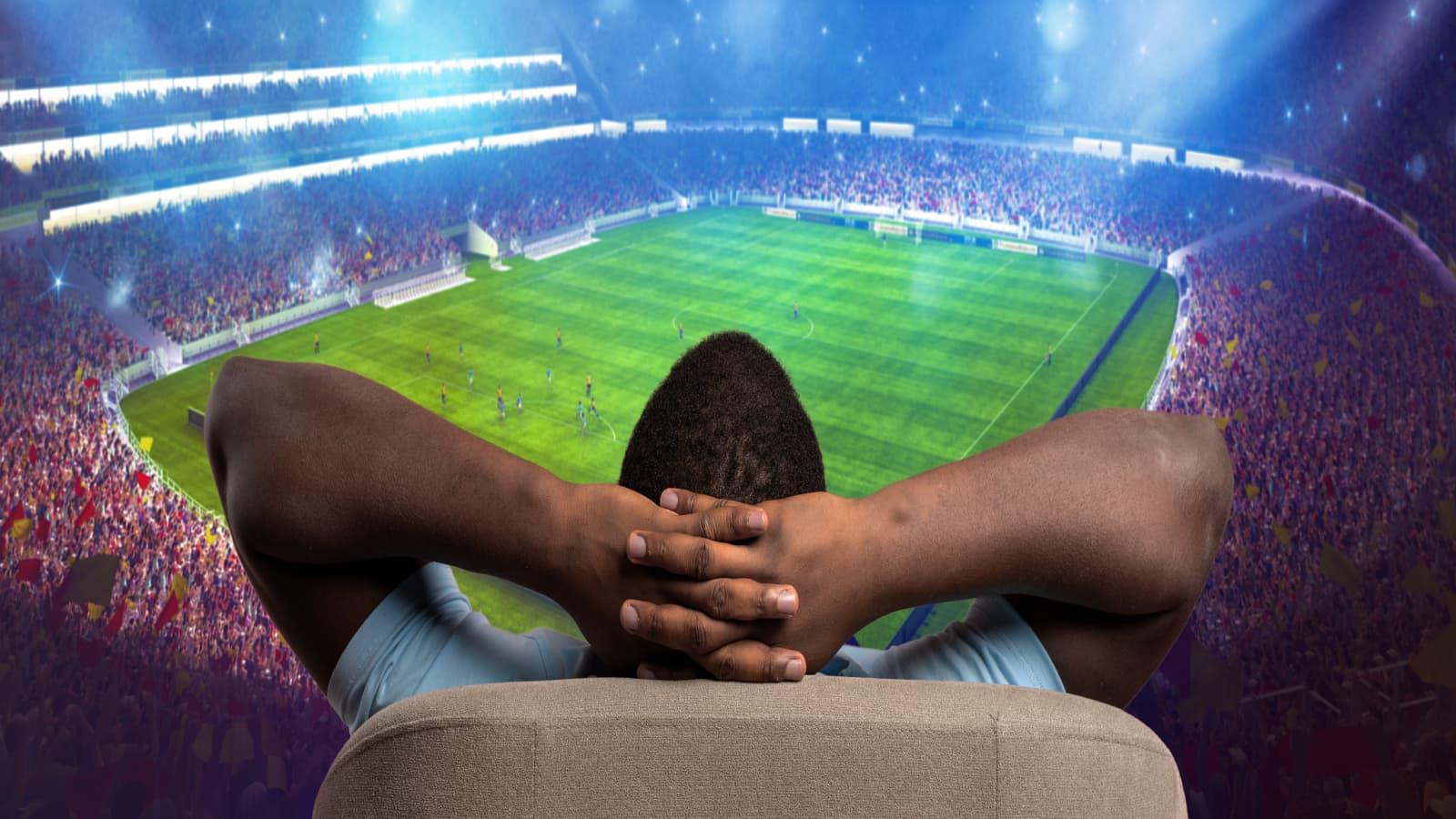 Le meilleur du football se vit sur RMC Sport