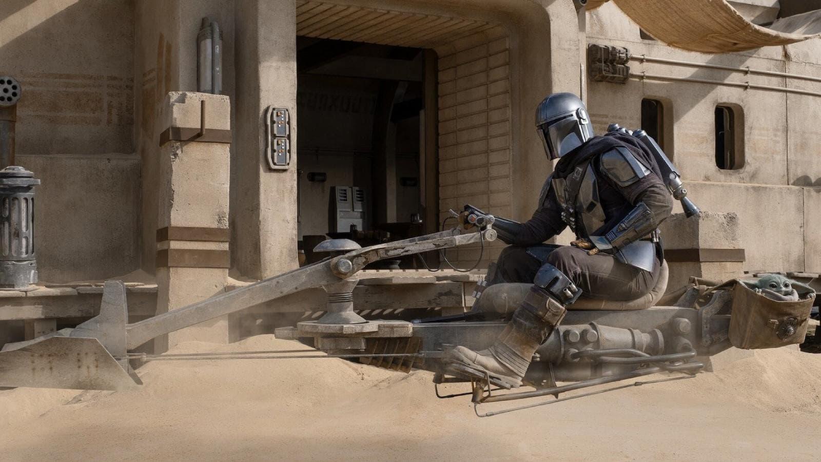 Sur Disney+, les séries Star Wars vous attendent