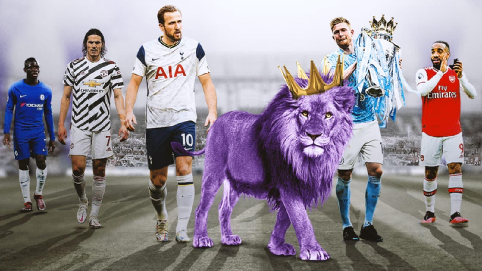 La Premier League rugit sur RMC Sport