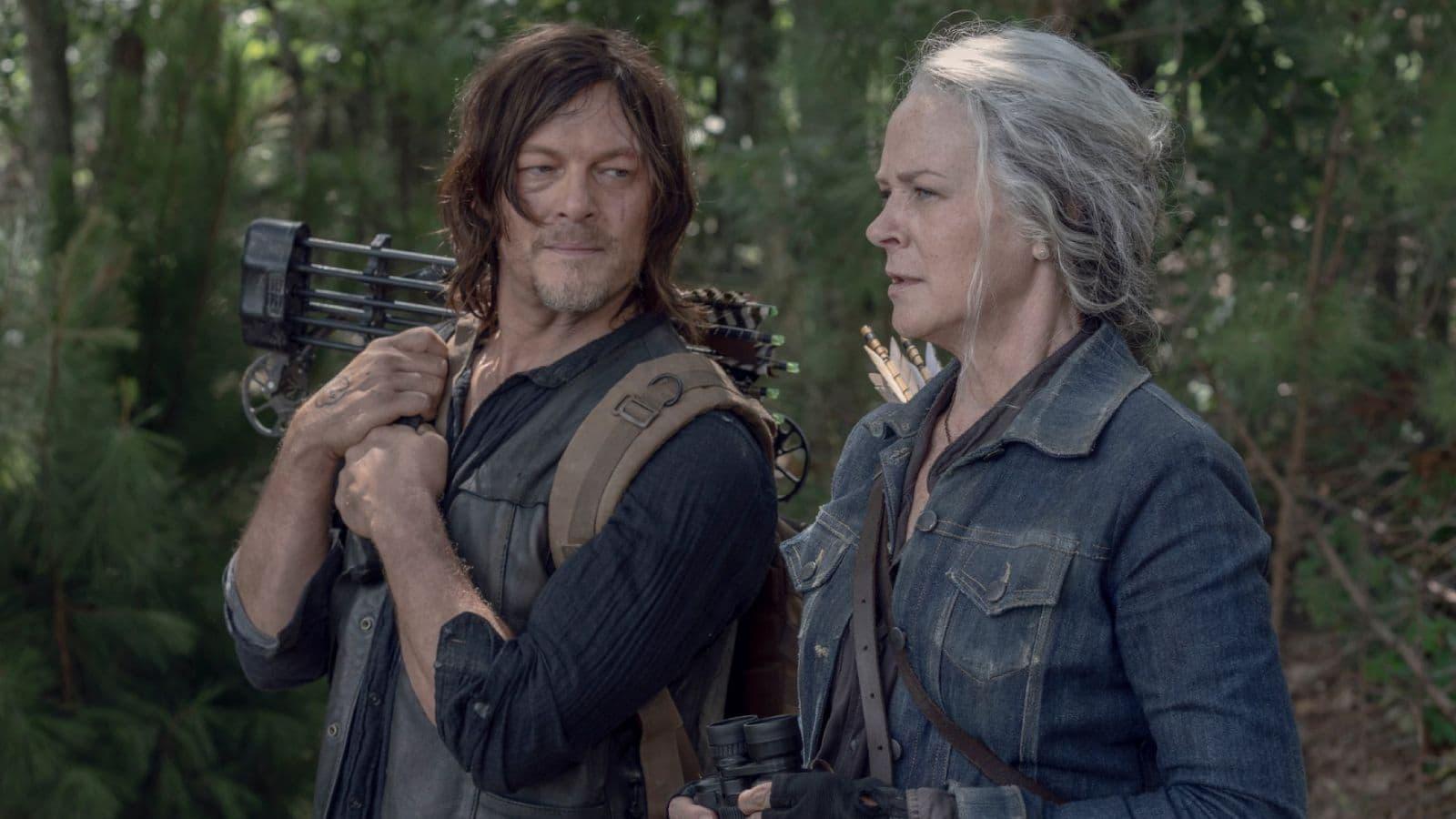Vivez la fin de The Walking Dead sur Netflix