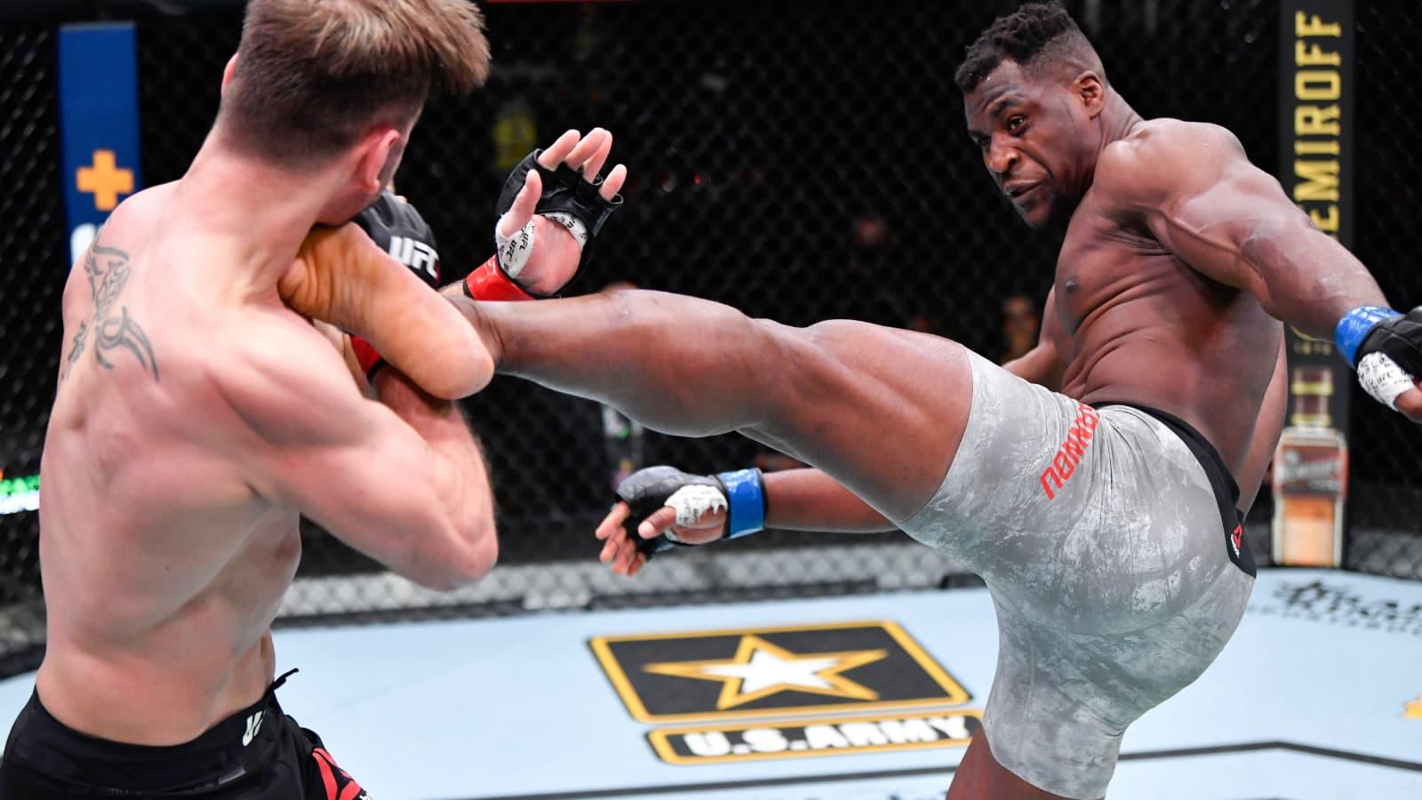 Les combats de l'UFC sont en exclusivité sur RMC Sport