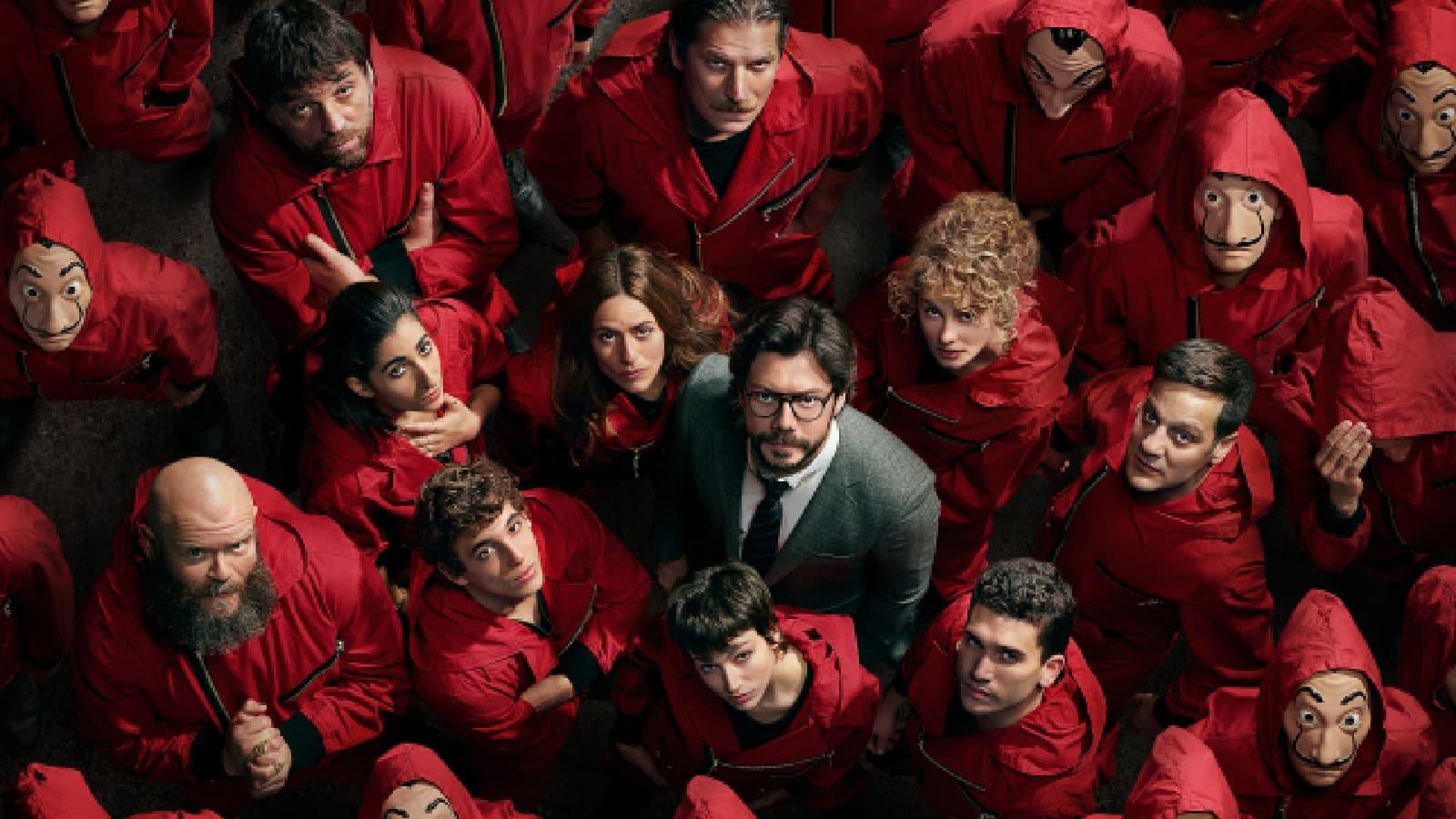 La Casa de Papel : partie 5, le 3 septembre sur Netflix