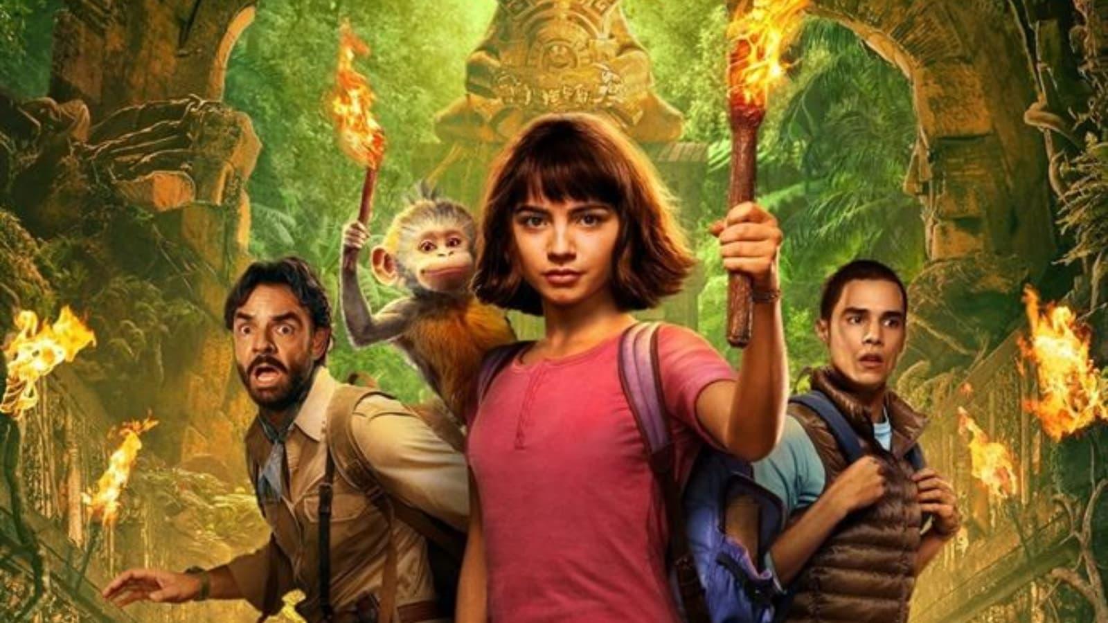 Partez à l'aventure avec Dora sur Altice Studio