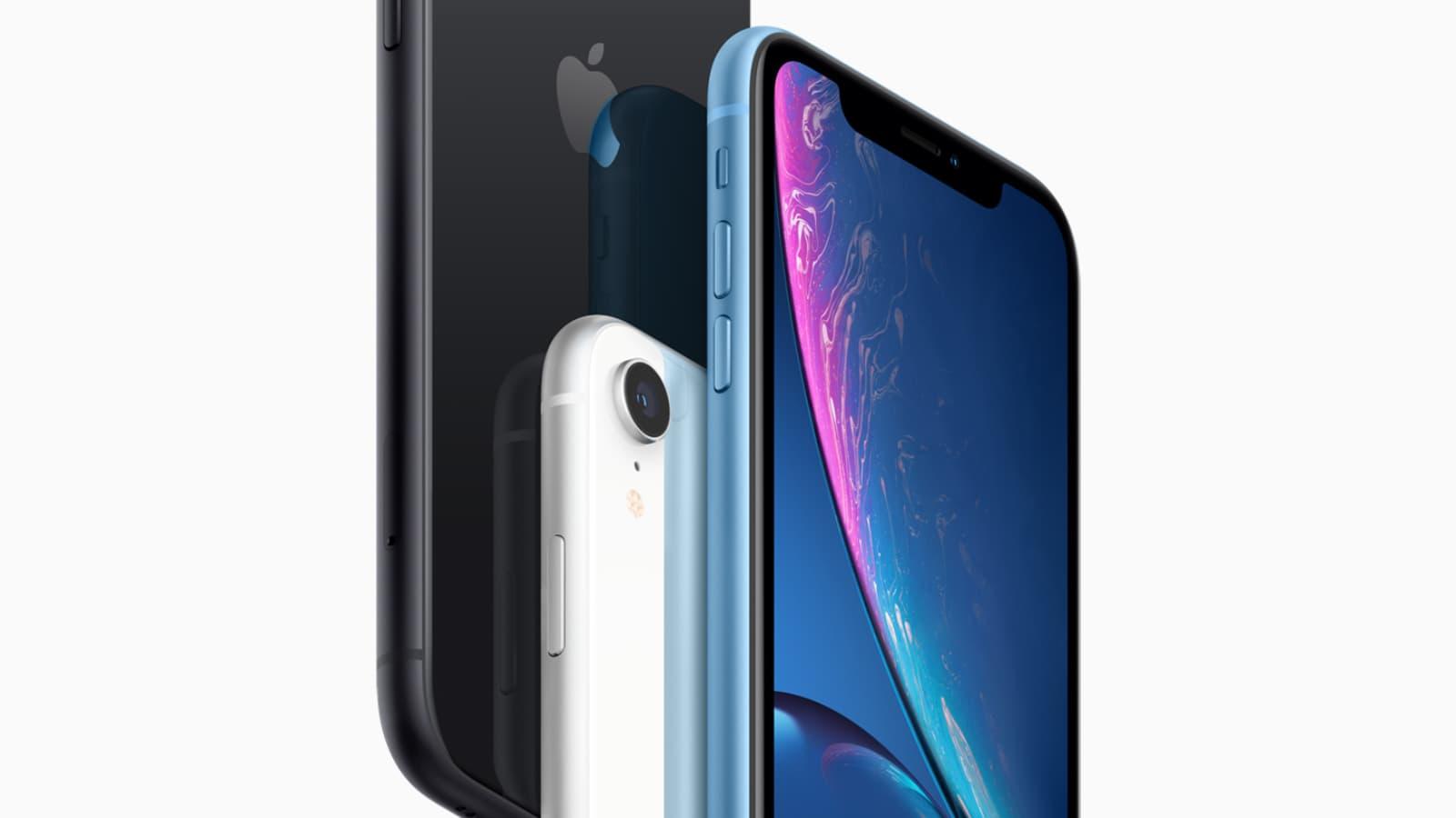 L'iPhone XR au meilleur prix du marché chez SFR