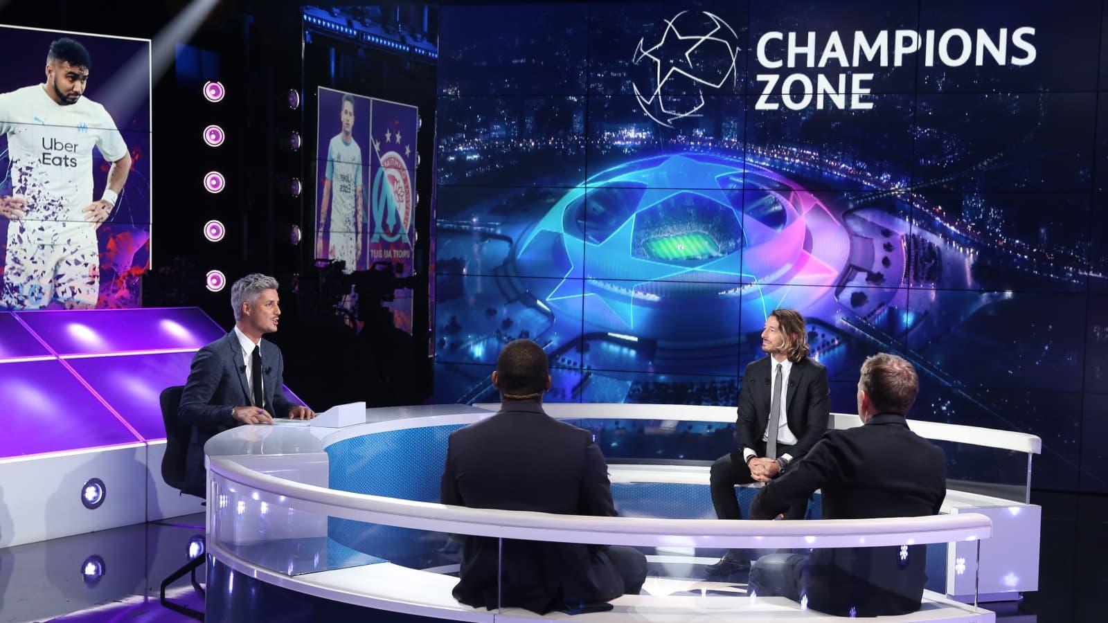 Entrez dans la Champions Zone sur RMC Sport