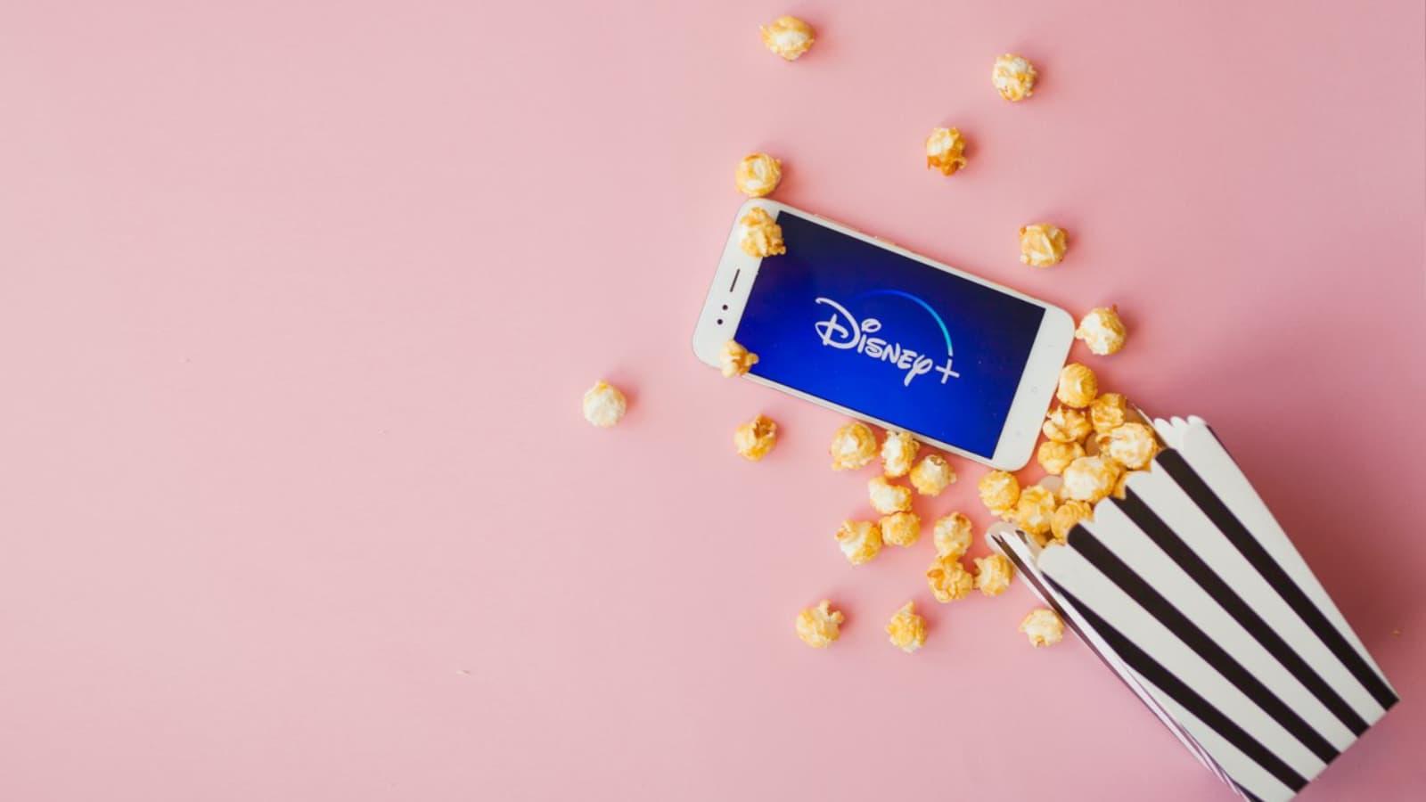 Faites le plein de séries devant Disney+