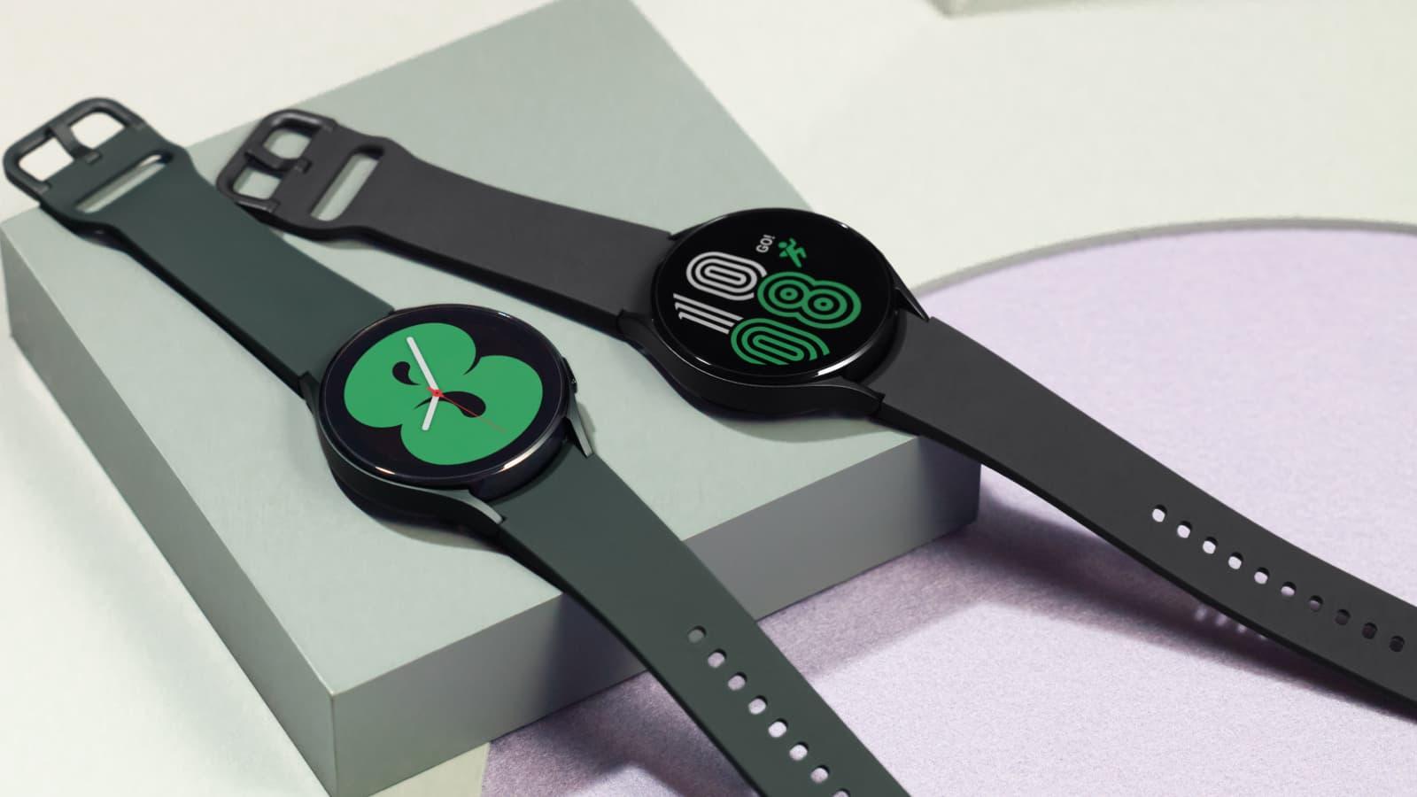 Retrouvez la Samsung Galaxy Watch4 chez SFR
