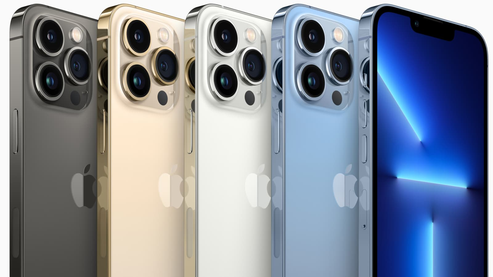 Impossible de résister au nouvel iPhone 13 Pro !