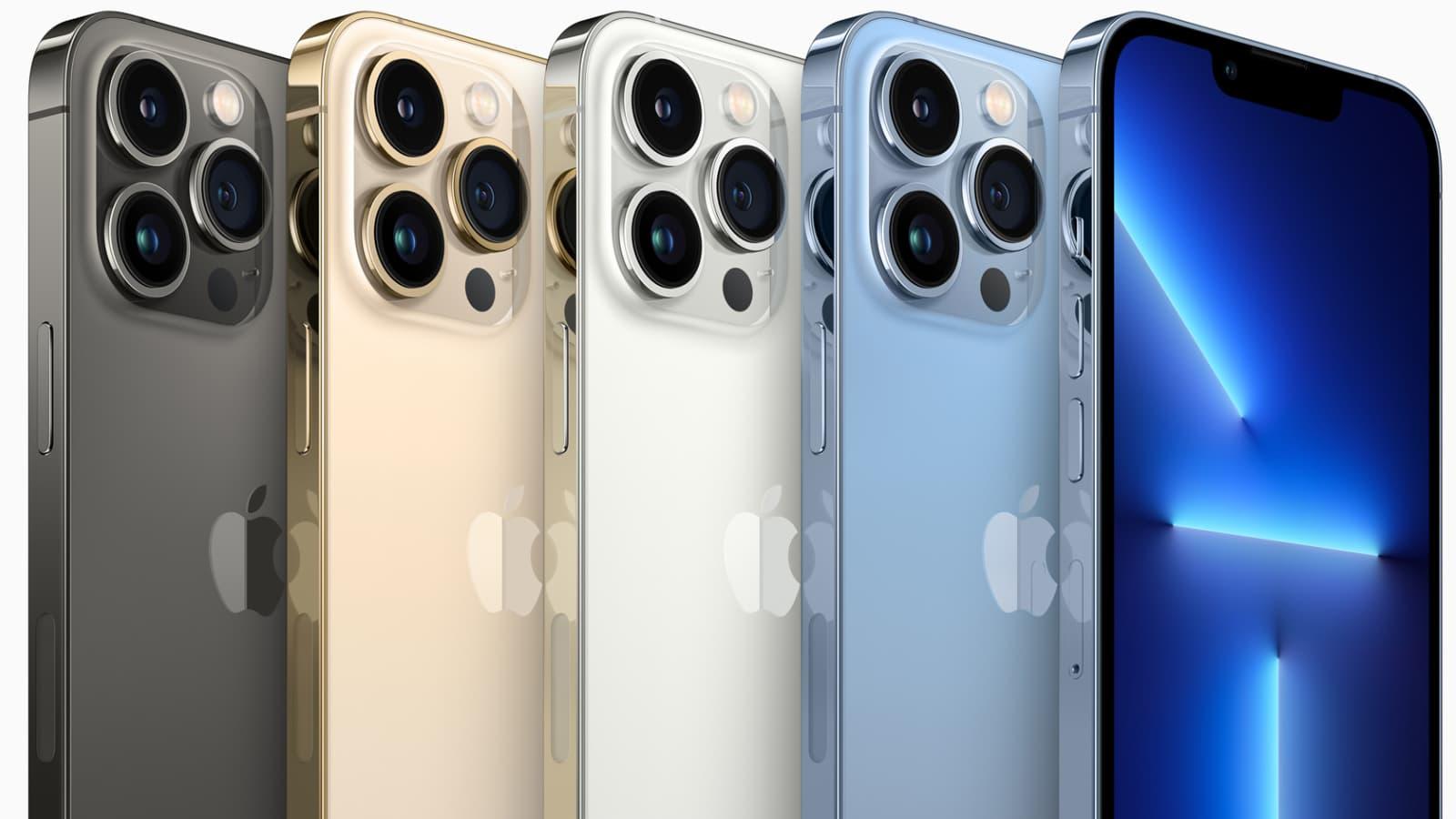 Faites-vous plaisir avec le nouvel iPhone 13 Pro