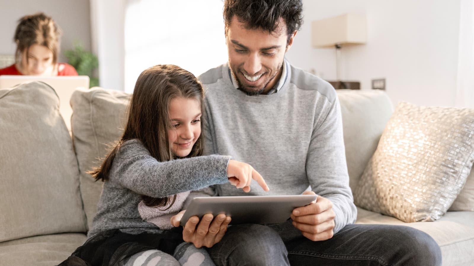 Protégez votre famille avec SFR FAMILY!