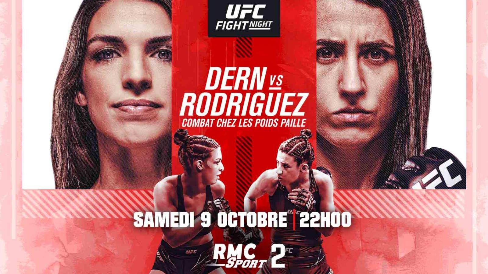 Vibrez devant l'UFC, en exclusivité sur RMC Sport
