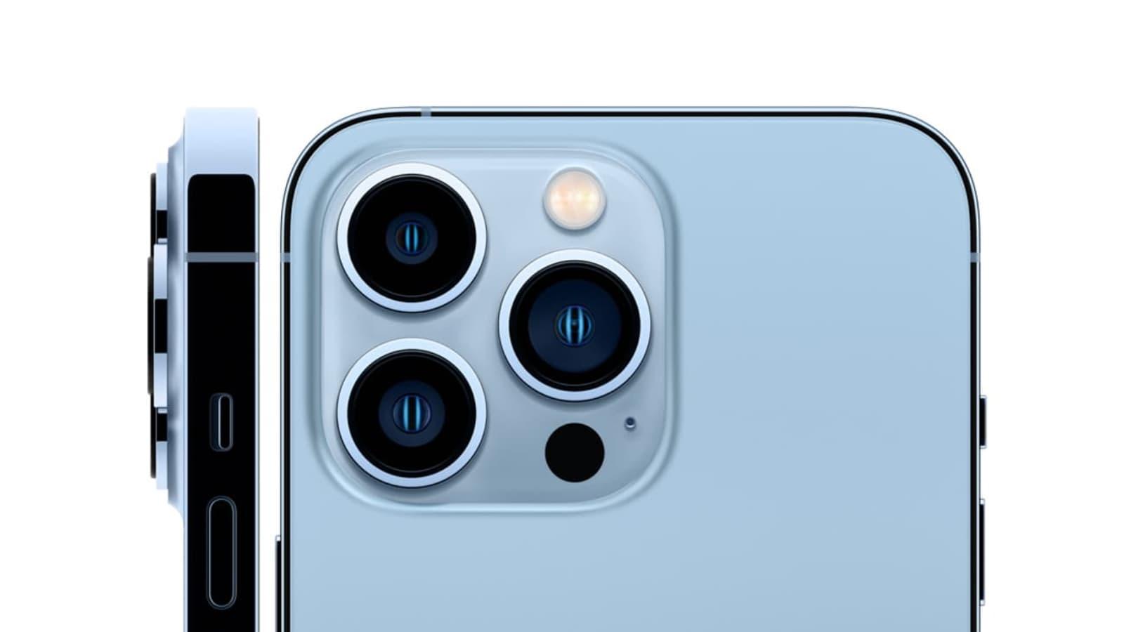 Craquez pour l'iPhone 13 Pro chez SFR
