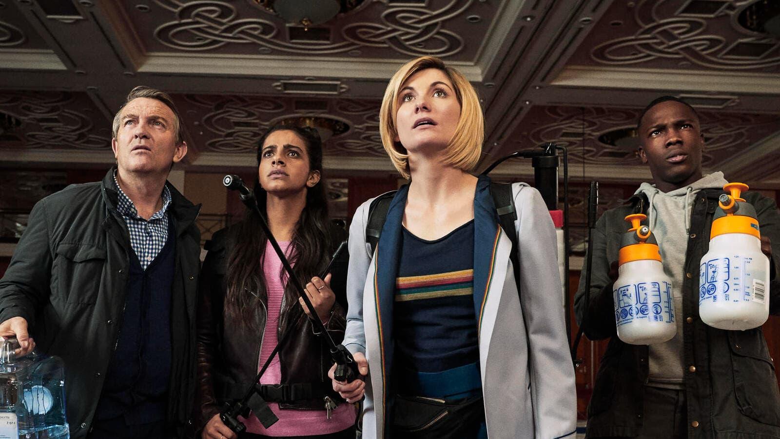 La saison 12 de Doctor Who arrive sur SYFY !