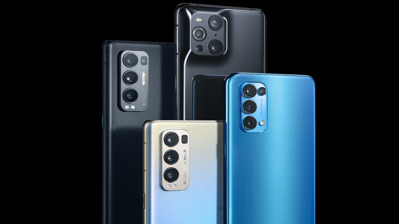 Les smartphones OPPO vous attendent chez SFR