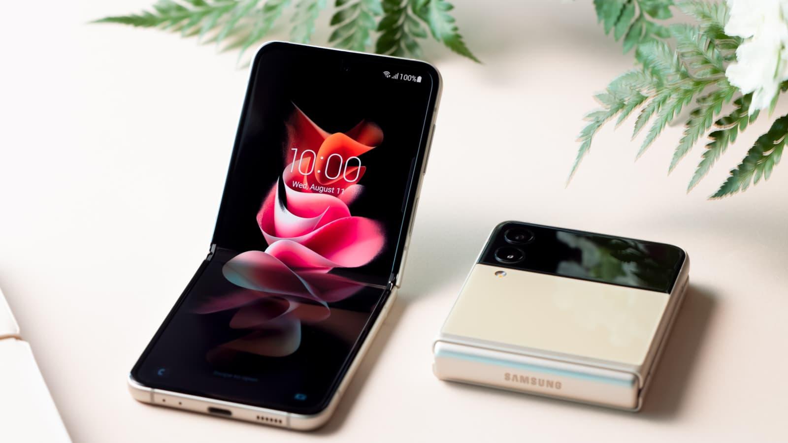 Les smartphones Samsung se plient à toutes vos exigences