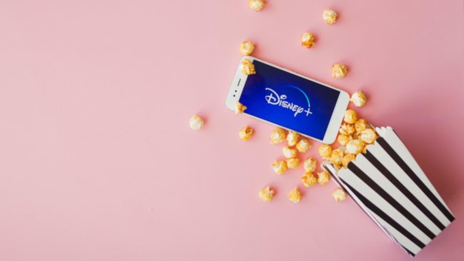 Faites le plein de divertissement sur Disney+