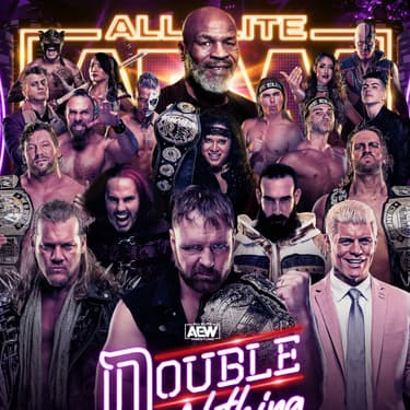 AEW - Double or Nothing, la grosse soirée catch sur Toonami