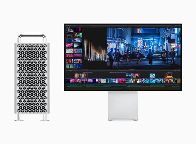Apple a présenté son très attendu Mac Pro