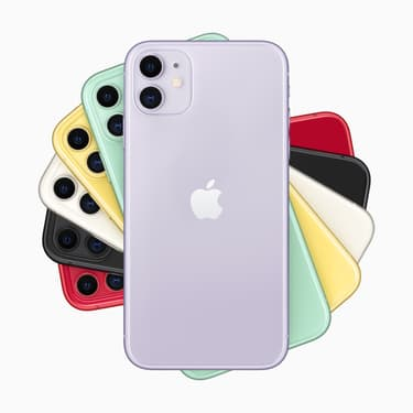 L'iPhone 11, d'ores et déjà disponible en précommande, sortira le 20 septembre 2019.