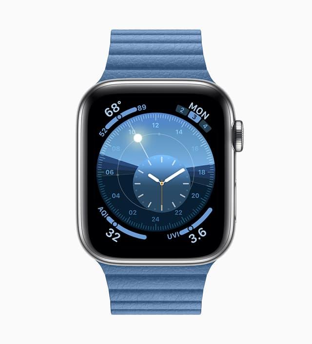 watchOS 6, le nouveau système d'exploitation de l'Apple Watch qui en fait une technologie complètement indépendante.