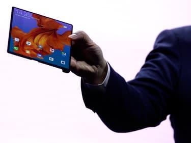 Mate X : le smartphone pliable Huawei officialisé en Chine