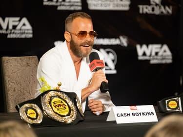 Rencontre avec Stephen Dorff, l'acteur transformé en superstar de MMA dans Embattled