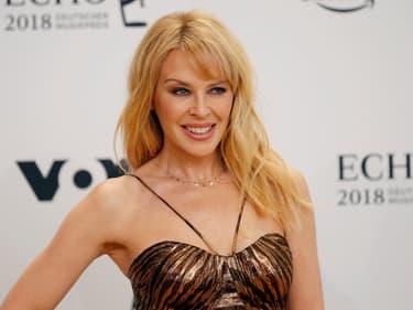 Kylie Minogue nous invite sur le dancefloor avec son nouveau single