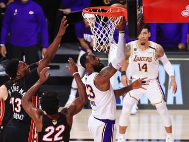 NBA : vers une reprise prévue le 22 décembre 2020