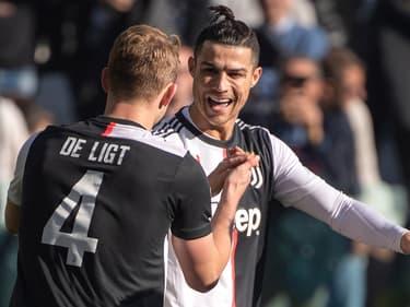Serie A : Cristiano Ronaldo égale un record de… David Trezeguet