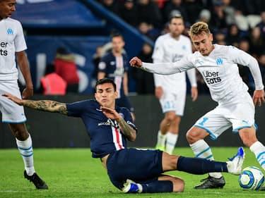 Ligue 1 : le programme de la 2e journée, avec OM-PSG