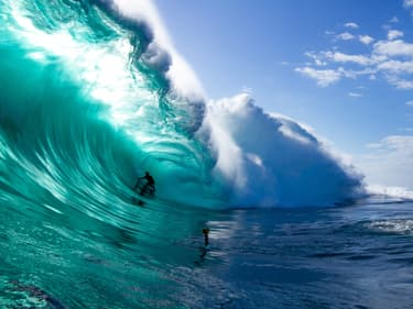 La World Surf League met fin au Big Wave Tour