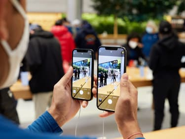 Au revoir l'iPhone mini, place à l'iPhone Max ?