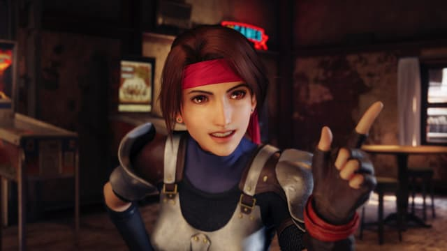 Les personnages secondaires comme Jessie ont le droit à une histoire personnelle plus aboutie dans Final Fantasy VII Remake