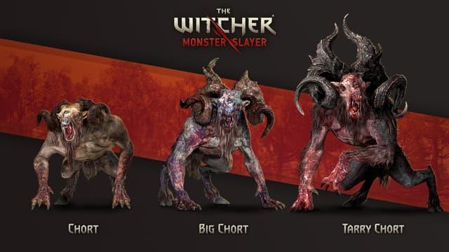 """Quelques exemples de """"petits"""" monstres que vous pourrez croiser sur votre chemin..."""