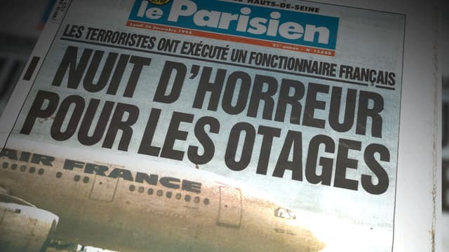 Le vol Alger-Paris sera l'objet du premier épisode, vendredi 11 octobre 2019 à 22h30 sur 13ème RUE